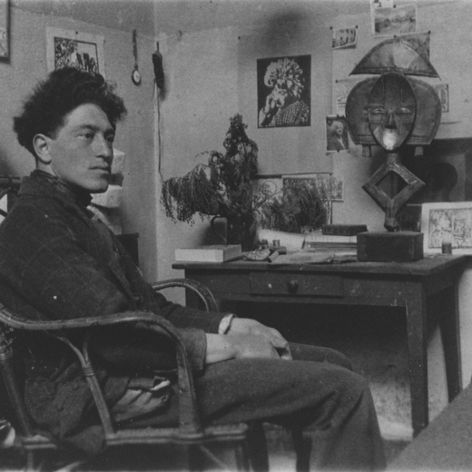 ALBERTO GIACOMETTI: IN HIS OWN WORDS