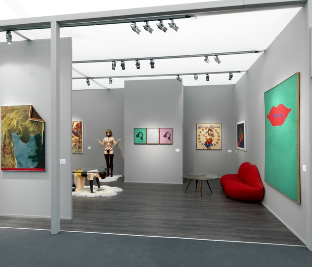 FRIEZE MASTERS: POP NOT POP