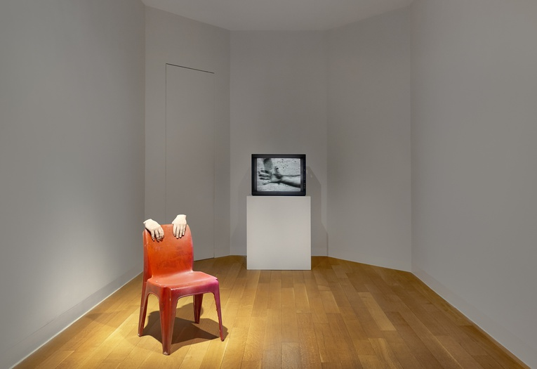 <p>Installation view of&#160;<em>Melodrama, Act II.</em></p>