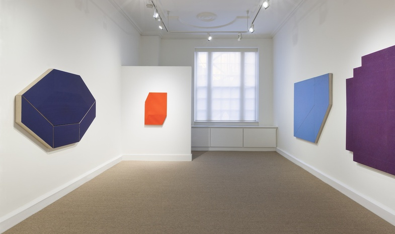 <p>Installation viiew,&#160;<em>Rodolfo Aric&#242;: Line of Demarcation</em>.</p>